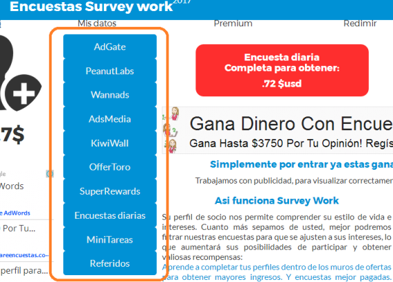 Survey-Work-ofertas